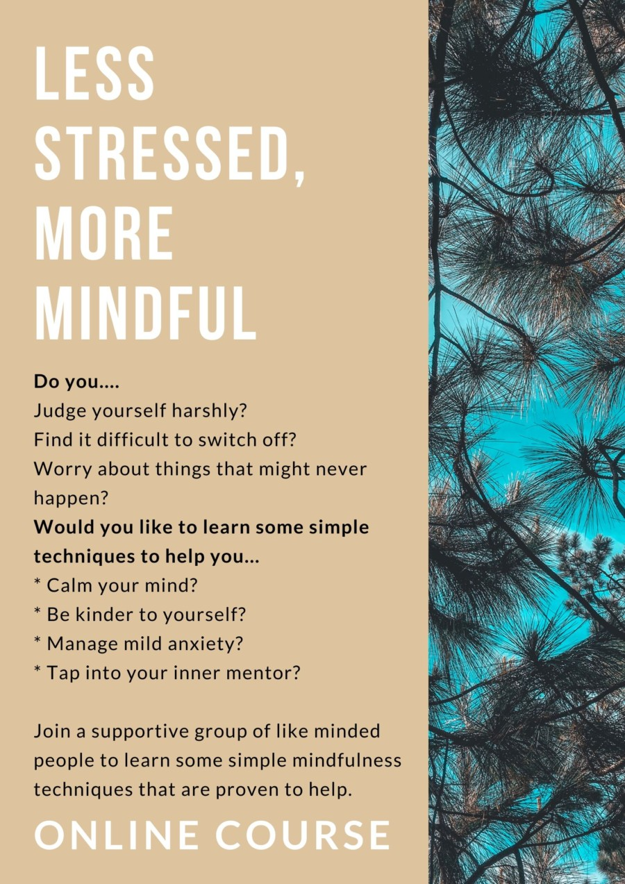 Less Stressed, More Mindful